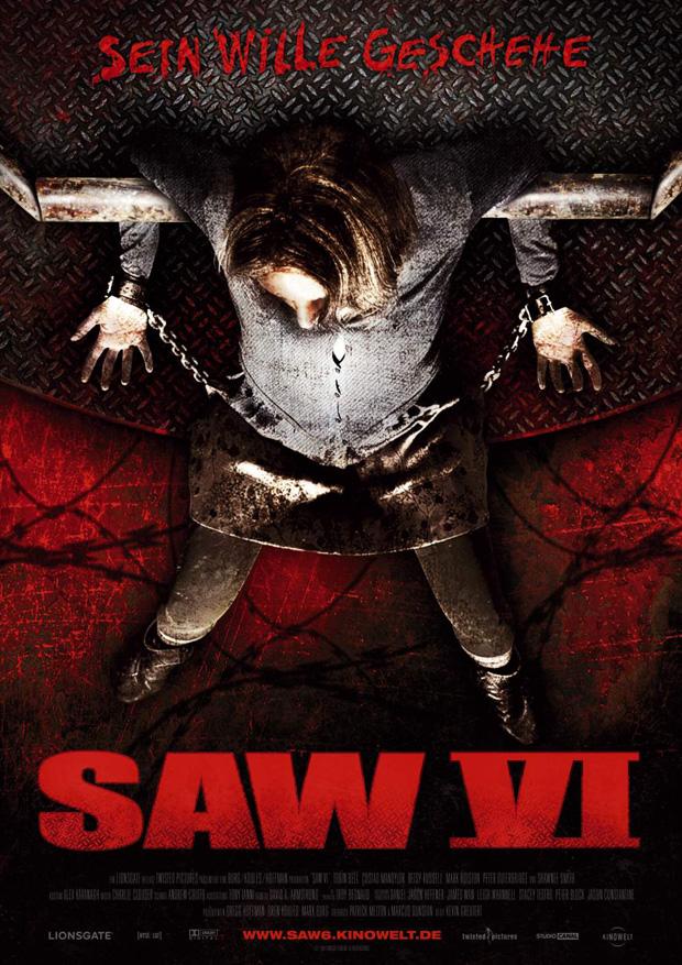 Saw VI Film-Cover