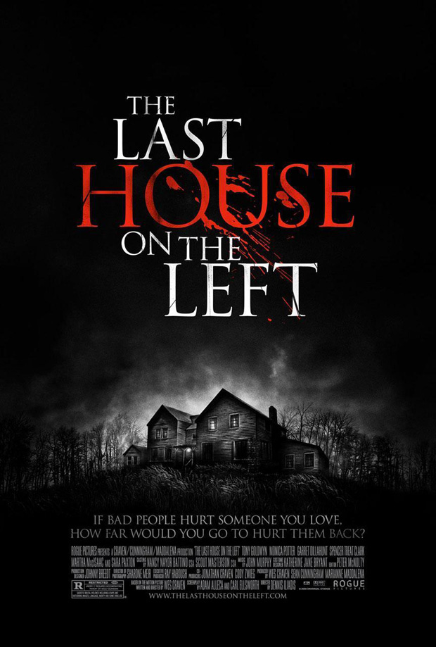 The Last House On The Left-Filmposter
