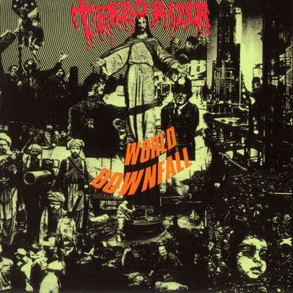 Death Metal Cover aus dem Jahr 1989