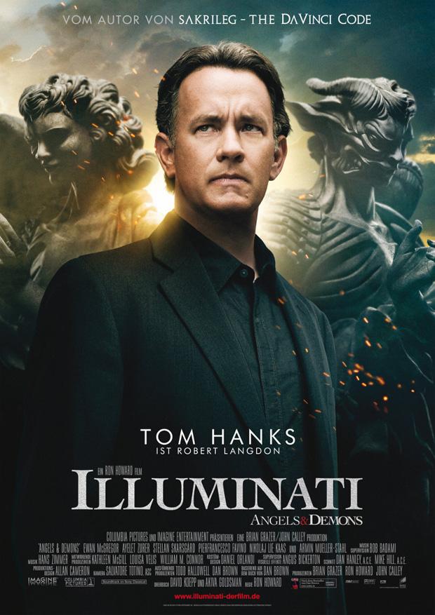 Illuminati – Angels & Demons Filmposter