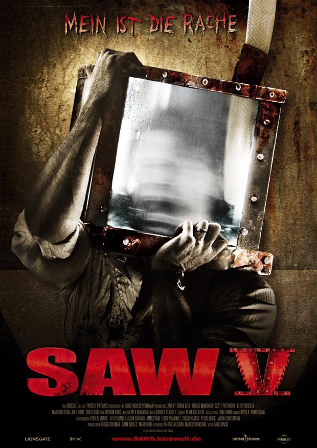 SAW V-Filmposter
