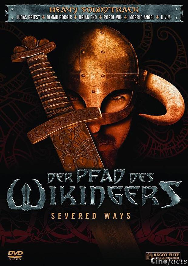 SEVERED WAYS – DER PFAD DES WIKINGERS Filmposter