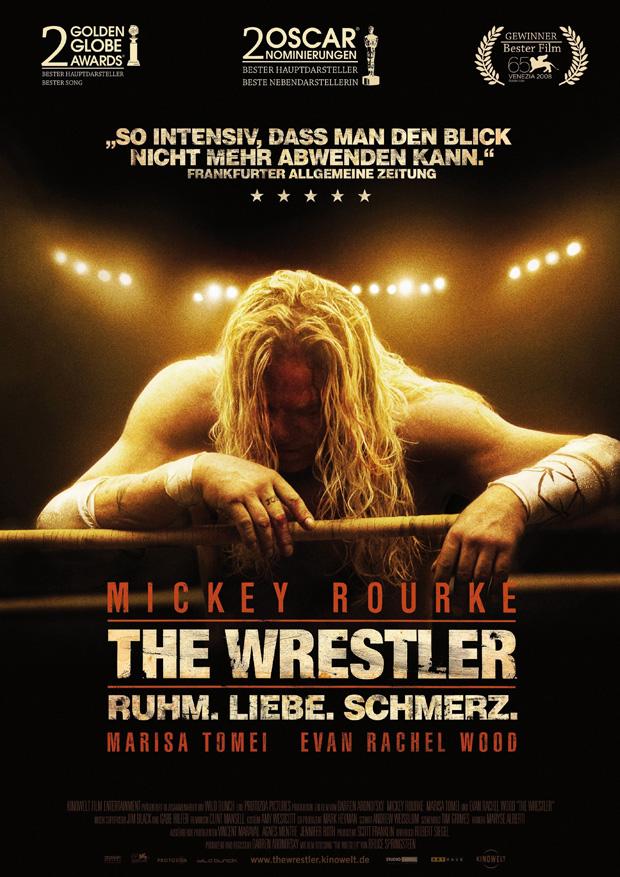 THE WRESTLER-Filmposter