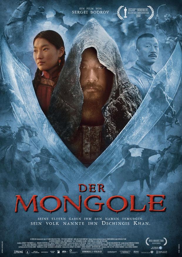 Der Mongole-Filmposter