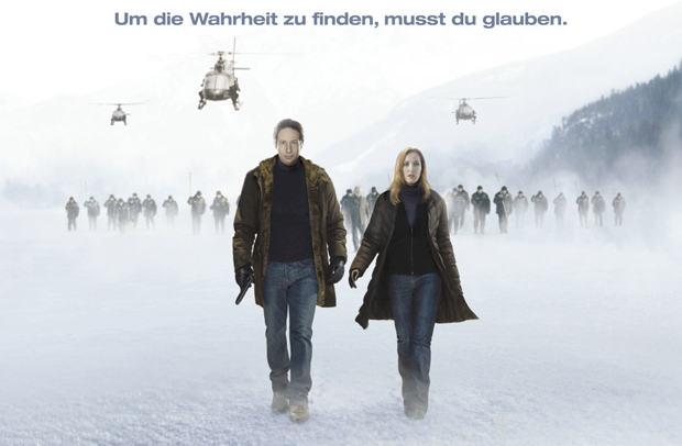 Akte X – Jenseits der Wahrheit Filmposter