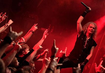 Grave Digger live, 24.03.2011 Hamburg, Markthalle