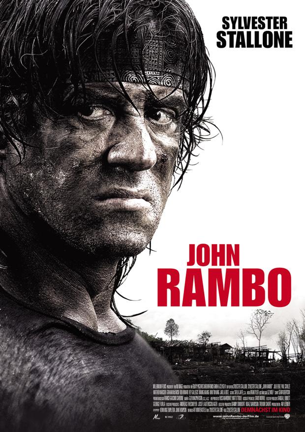 John Rambo Filmposter
