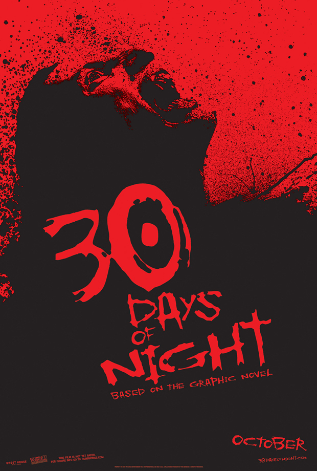 30 Days Of Night Filmposter
