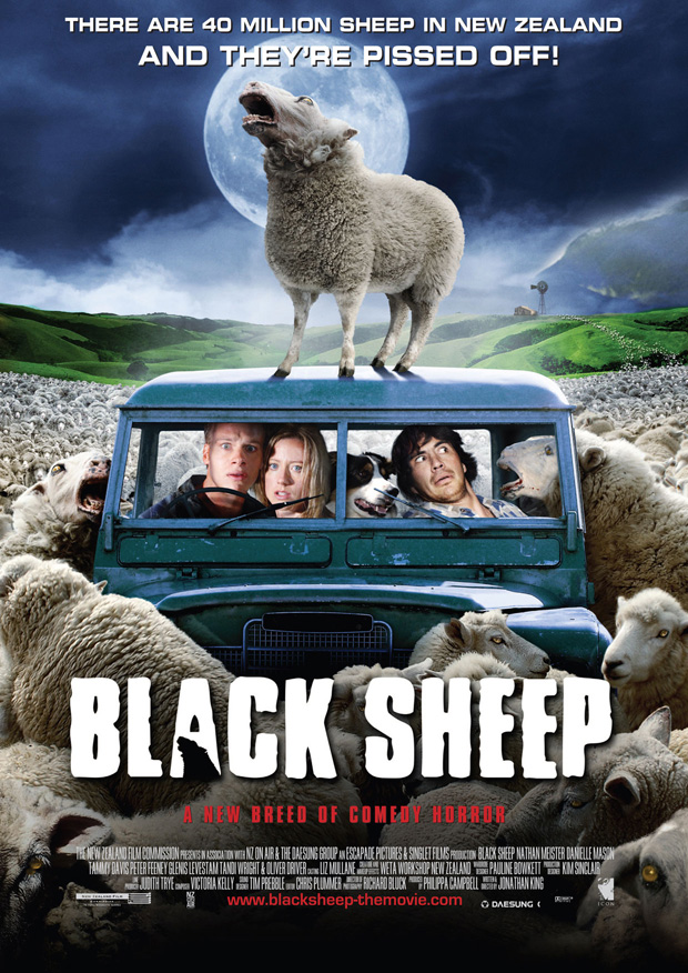 Black Sheep Filmposter