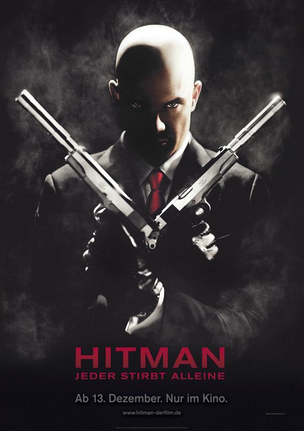 Hitman Kinoposter