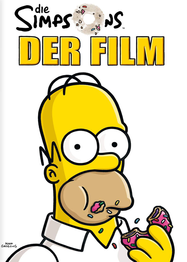 The Simpsons Filmposter