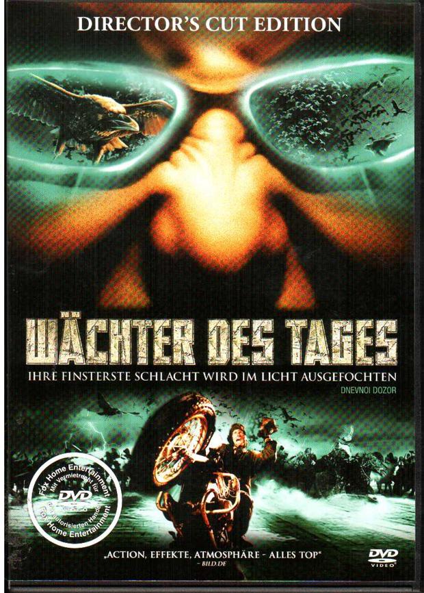 Wächter des Tages DVD-Cover
