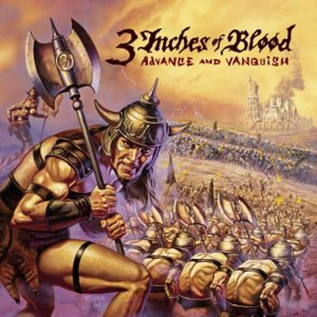50 schlimmste Krieger Metal Cover
