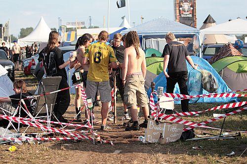 Wacken 2010: Nebenschauplätze und Details