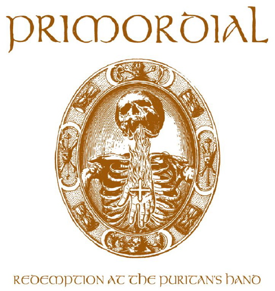 Primordial REDEMPTION AT THE PURITANS HAND Cover
