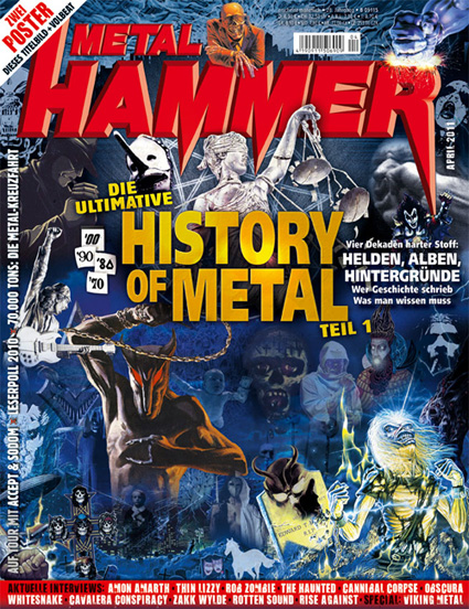 Metal Hammer 04 11