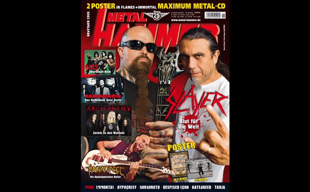 Metal Hammer November 2009