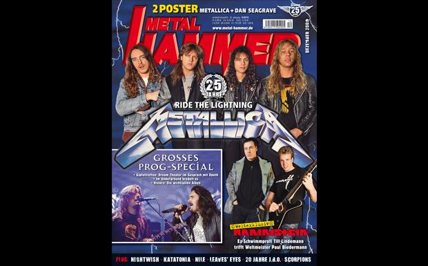 Metal Hammer Dezember 2009