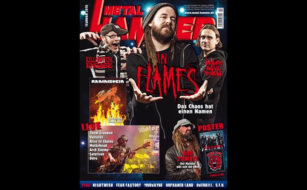Metal Hammer Februar 2010