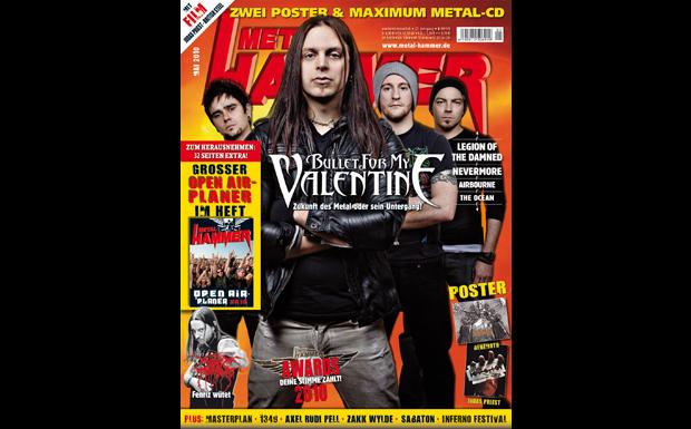 Metal Hammer Mai 2010