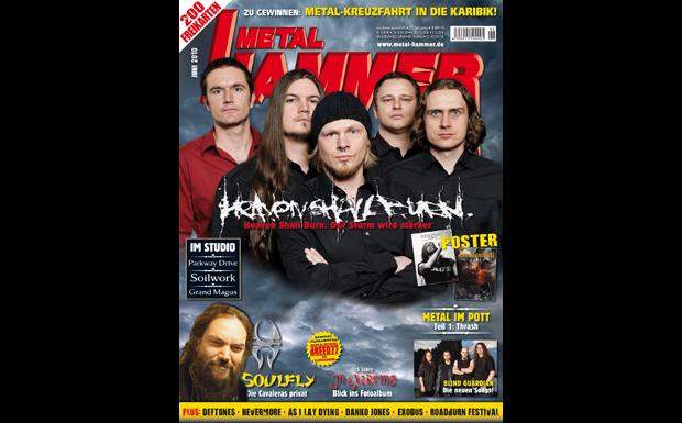 Metal Hammer Juni 2010