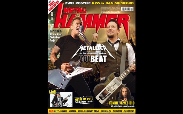 Metal Hammer Juli 2010