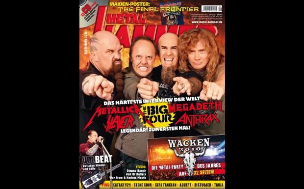 Metal Hammer September 2010