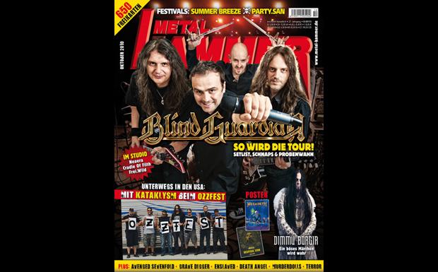 Metal Hammer Oktober 2010