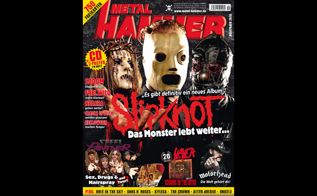 Metal Hammer November 2010