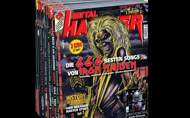 Metal-Bibel Metal Hammer