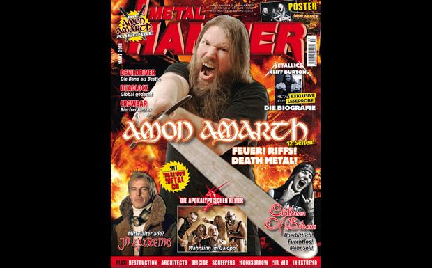 Metal Hammer März 2011
