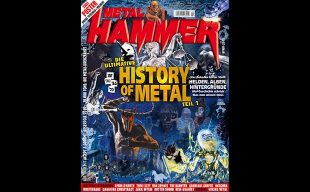 Metal Hammer April 2011