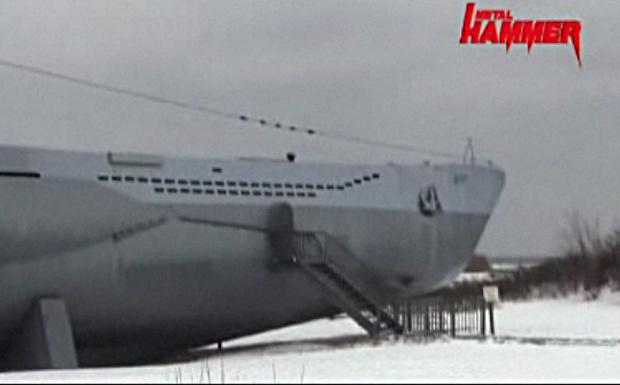 Mit Endstille besuchtes U-Boot