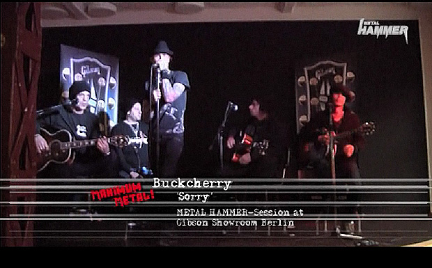 Buckcherry akustisch