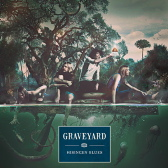 Graveyard Hisingen Blues Cover