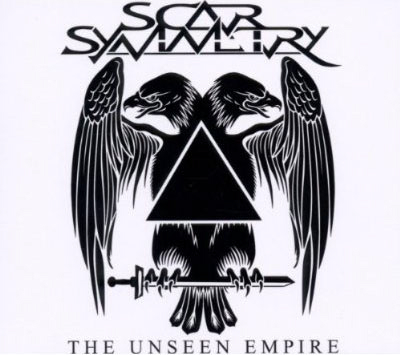 Scar Symmetry - The Unseen Empire Cover