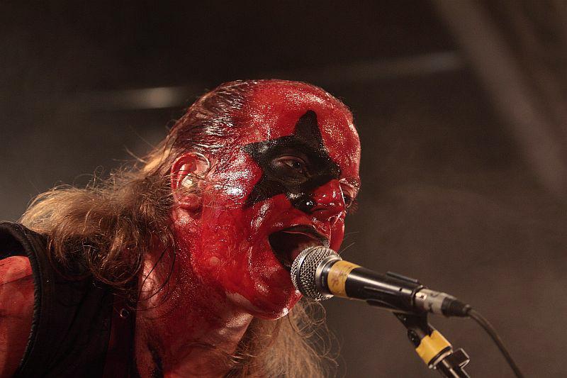 Turisas live, 17.04.2011 Hamburg, Markthalle
