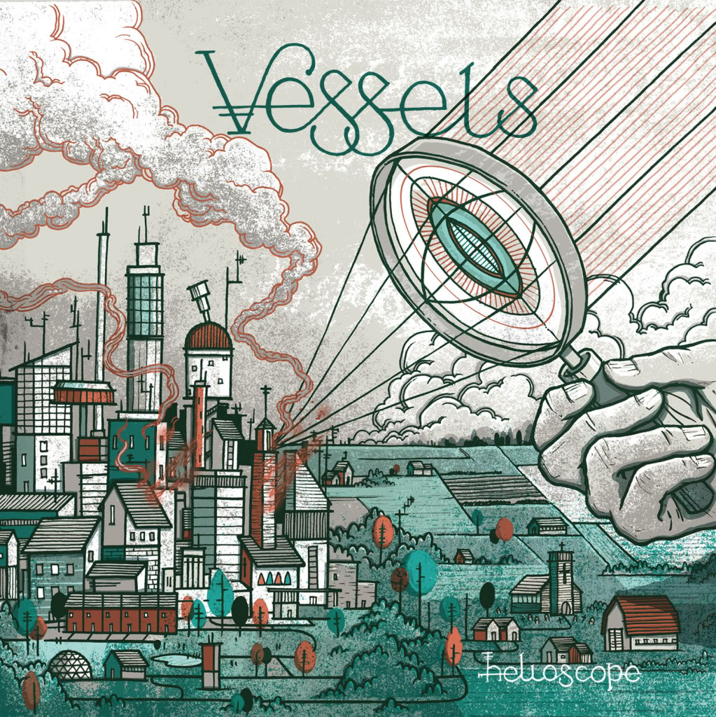 Vessels Helioscope Cover