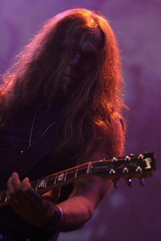 Pentagram live, Roadburn 2011