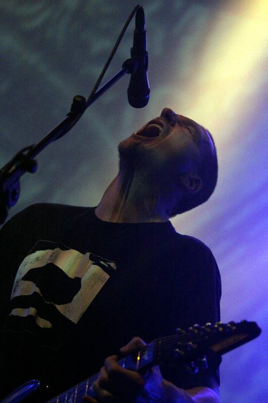 Godflesh live, Roadburn 2011