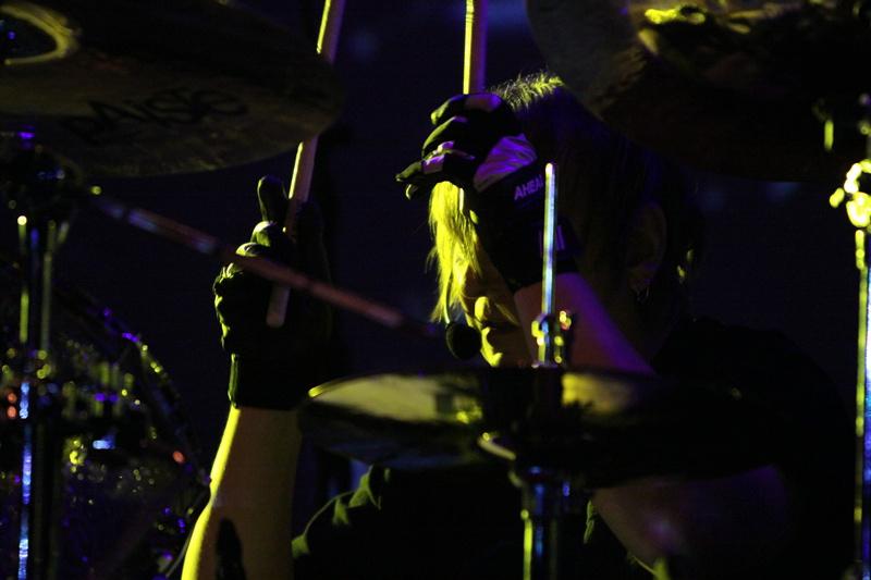 Shrinebuilder live, Roadburn 2011