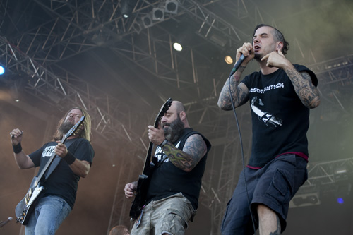 Down, With Full Force 2009