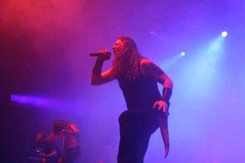 Amon Amarth live, 21.03.2009 Wien, Planet Music