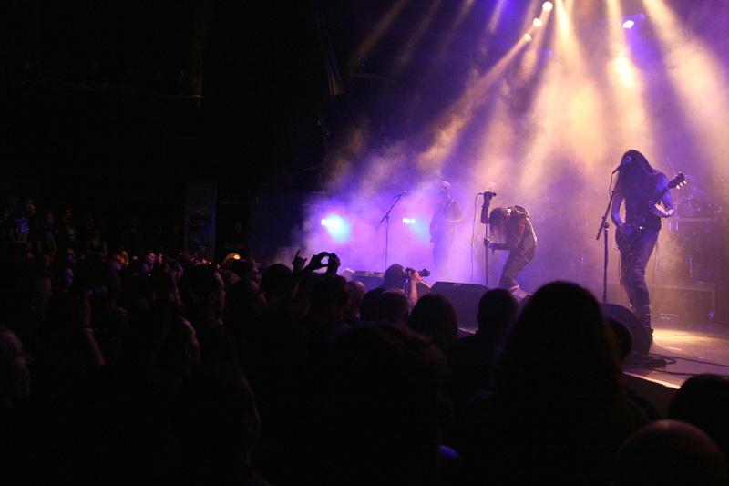 Dodheimsgard live, Inferno Festival 2011