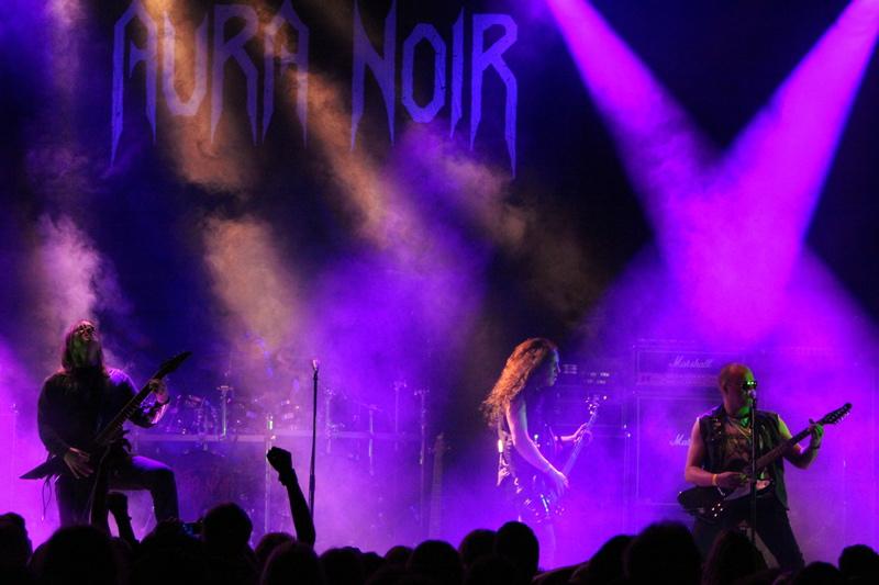 Aura Noir live, Inferno Festival 2011