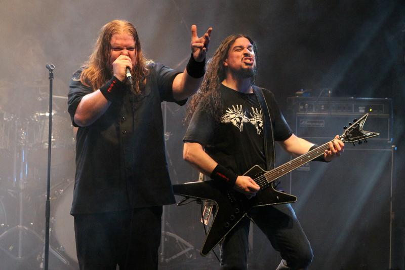 Forbidden live, Inferno Festival 2011