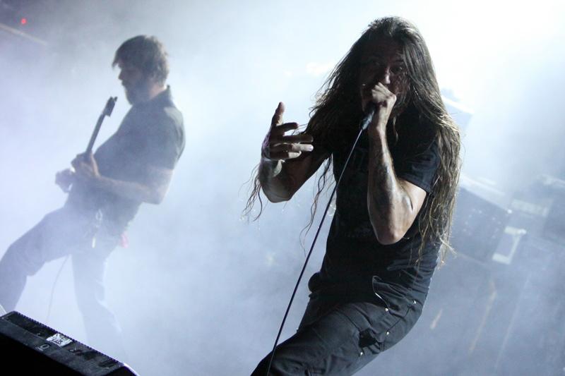 Soilent Green live, Inferno Festival 2011