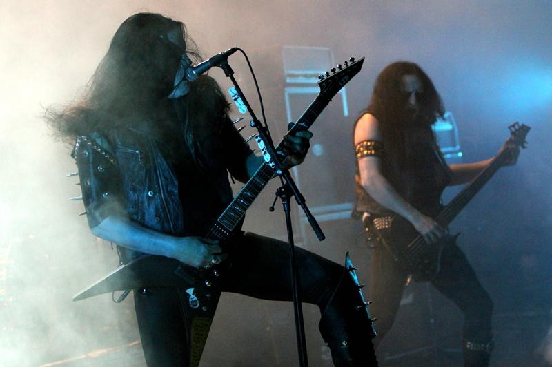 Immortal  live, Inferno Festival 2011