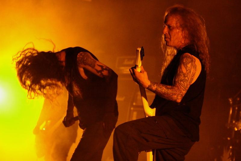 Malevolent Creation live, Inferno Festival 2011