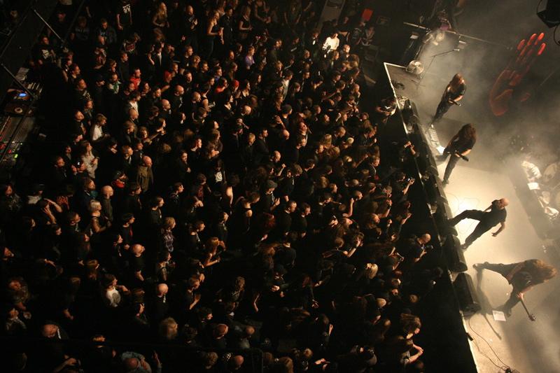 Meshuggah live, Inferno Festival 2011